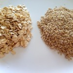 Rolled Oats vs. Steel-Cut Oats