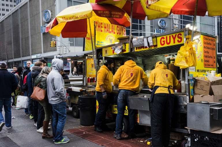NYC's Halal Guys Are Going International