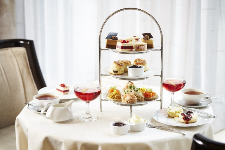 How To Do Afternoon Tea Like A Real Brit