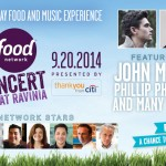 Free Tickets to Food Network in Concert Could Be Yours