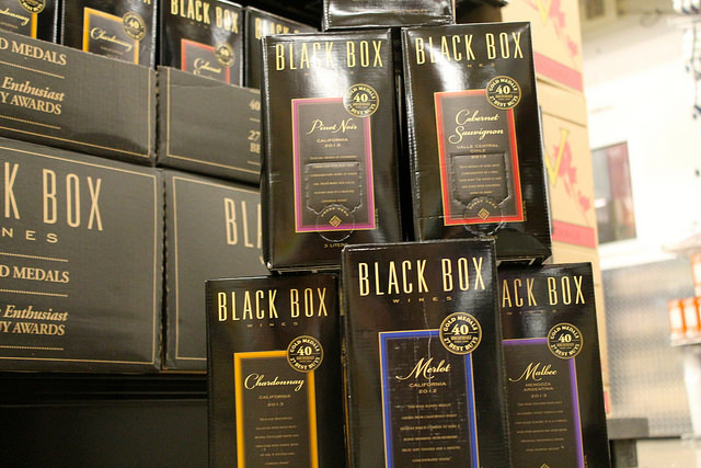 Why Black Box Wine is the Answer to Your Prayers