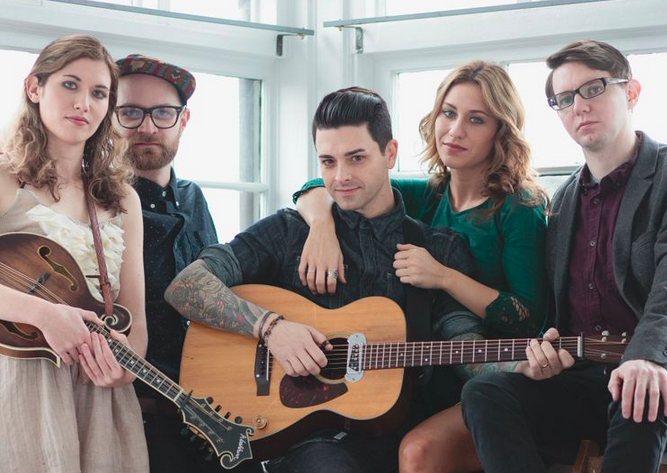 Confessions of the Lead Singer of Dashboard Confessional