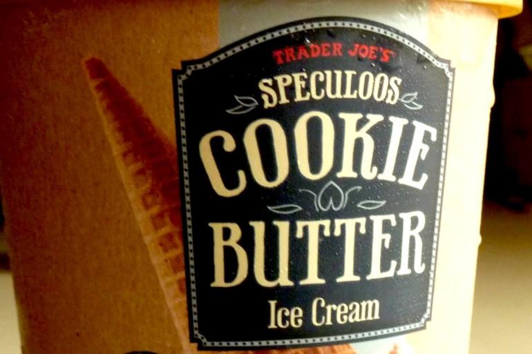 Trader Joe's Reveals New Cookie Butter Ice Cream