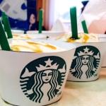Starbucks Caramel Frappuccino Cupcakes