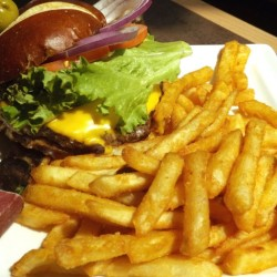 Chenango Room: Better Than Burger Mondays