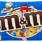 Crispy M&M's Return to US Shelves