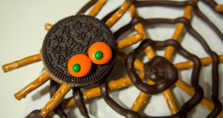 Oreochnid Halloweenis: A New Breed of Sweet