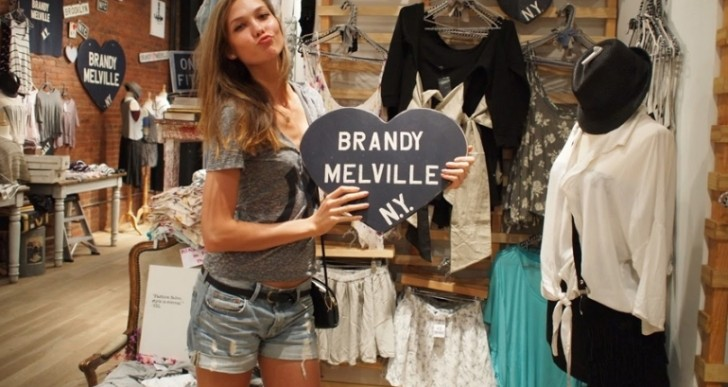 Brandy Melville Epitomizes What's Wrong with Our Society