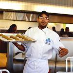 Chef Erik's Gluten-Free Chocolate Chip Cookies
