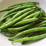 The Easiest Lean, Green String Bean Recipe