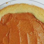 Pumpkin Pie with Sugar Cookie Crust
