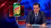 Screenshot from The Colbert Report.