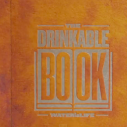 This Simple Book's Pages Might be the Answer to Contaminated Water in Developing Countries