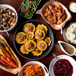A Vegan's Survival Guide for Thanksgiving