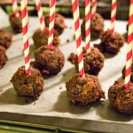 Halloween Candy Cake Pops