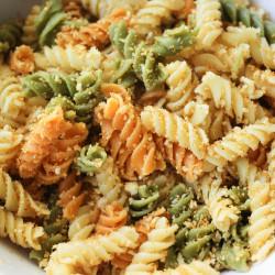 Breadcrumb Penne Pasta