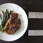 Maple-Smoked Pork Chops
