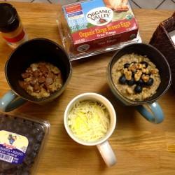 Breakfast Basics… In a Mug!