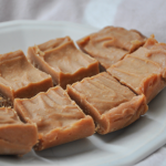 "Peanut Butter ""Freezer Fudge"""