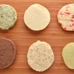 1 Cookie Dough, 5 Different Cookies