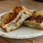 A Life-Changing, Award-Winning Brie and Apple Grilled Cheese