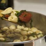10 Minute Tortellini Soup