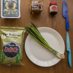 Quick and Healthy Miso Soup