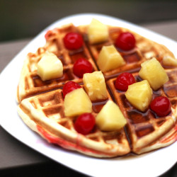 14 Delicious Excuses to Steal Your Mom's Waffle Iron