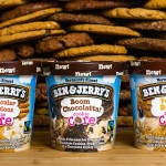 Ben & Jerry's Releases New Flavors with Cookie Cores