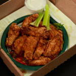 The Perfect Chicken Wings for Your Super Bowl Snacking