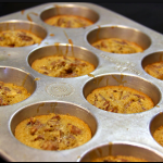 Easy 18-Minute Pecan Pie Muffins