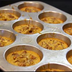 Easy 18-Minute Pecan Pie Muffins