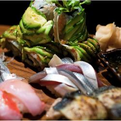 How Your Sushi Obsession Might Lead You to Celebrities