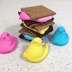 These Peeps S'mores Will Keep You Company This Winter