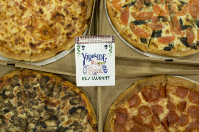 Yale University New Haven Ct Yorkside Pizza And Restaurant