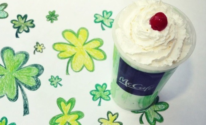 Photo courtesy of McDonald's