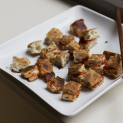 Turn Your Week-Old Pizza Into Croutons With This Insane Leftover Hack