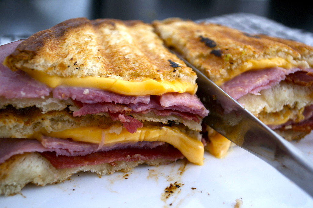 17 ways to amp up your grilled cheese game | USA TODAY College