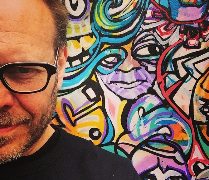 Photo courtesy of Instagram (@altonbrown)