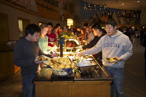 36 Of The Best College Dining Halls In North America