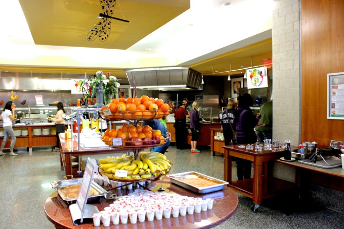 36 of the best college dining halls in north america for Asia cuisine ithaca hours