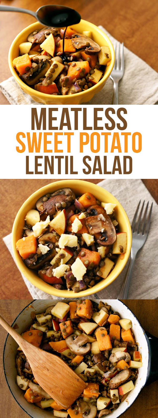 Sweet Potato Lentil Salad copy