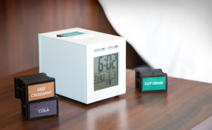 A College Student Created The World's First Food-Scented Alarm Clock