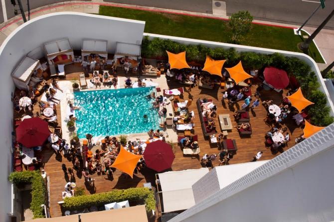 Photo courtesy of Mr. C Beverly Hills