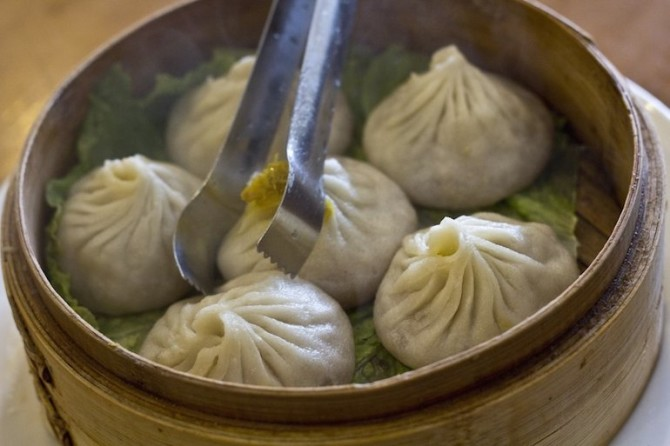 soup dumpling