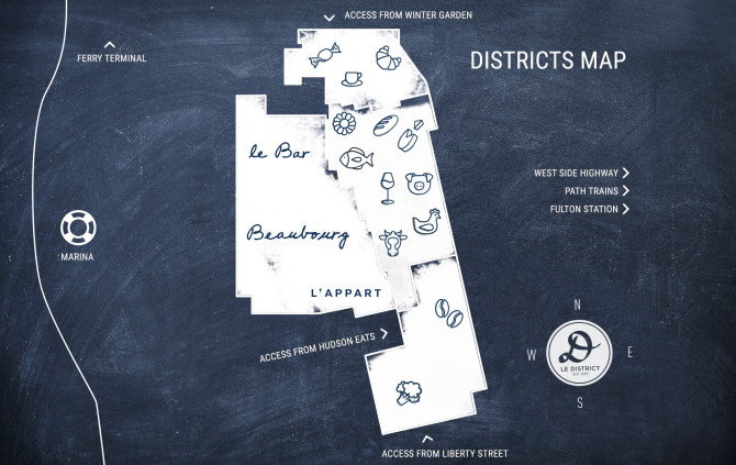 Le District