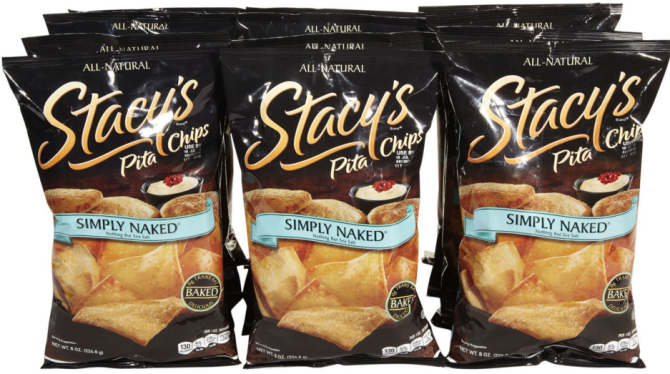 marketing stacys pita chips Pepsico purchased stacy's pita chips  stacy and mark andrus didn't have when they started down the entrepreneurial path was how to spend an enormous marketing.