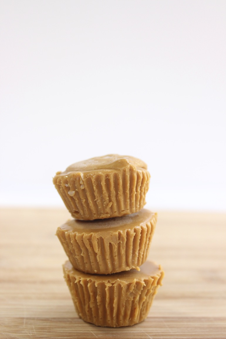 how to make vegan peanut butter cups