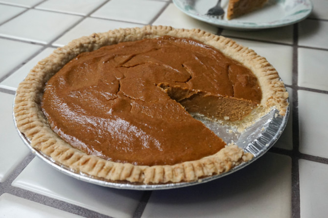 prove pie