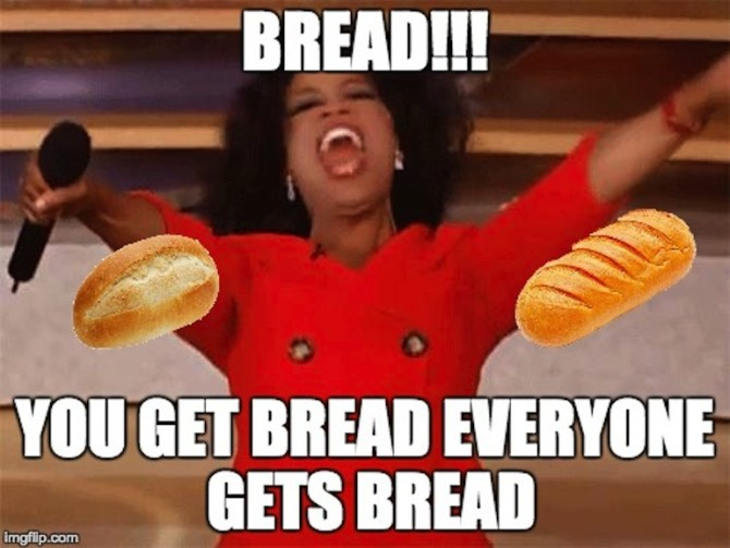 Eat Bread